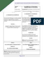 Ley Nº6 y su reglamento pa impimir