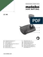 LC 40 pakrovejo instrukcija