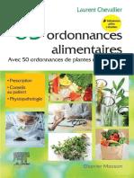 65 Ordonnances Alimentaires (2021)