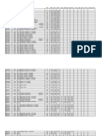 Course Offerings T1 A.Y.2011-2012