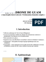 9. SYNDROME DE GUAM