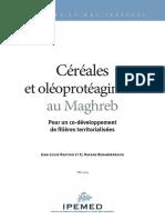 1404979543_IPEMED - Céréales et oléoprotéagineux au Maghreb