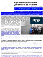 Boletin Grupo Municipal Socialista nº 84