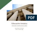 Educación Artística t.p. Numero 2 2021