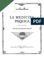 Ramacharaka - Medicina Psiquica