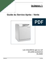 Guide du Service Après - Vente