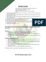 Bokashi Bran Instructions
