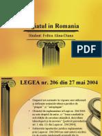 Plagiatul in Romania