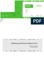Filardo - Jóvenes y políticas socuiales en foco (Cap. 11, pag. 253).