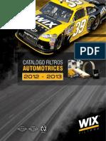 Catalogo Wix Automotriz