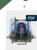 Programa Turandot 2019