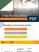 Otros Textos Jurídicos Relevantes