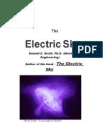 Electric Cosmos