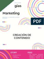 P.O y Arte. Estrategias de Marketing