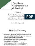 01 Methodologie Wise18 Koepl