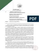 Oficio de la diputada RN Sofía Cid  ante desabastecimiento de materiales de construcción
