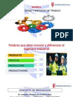 S6 PRODUCTIVIDAD Y MÉTODOS DE TRABAJO