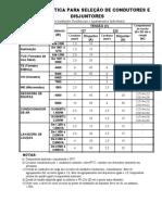 TABELA PRATICA Pratica e Simbologia Para Instalacoes Eletricas (1)