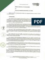 Resoluciones DESIGNACIÓN (1 JUL 2020) y DEJAR Sin Efecto (11 SET 2020) - Secretaría Técnica Disciplinaria - QUISPE URTEAGA
