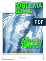 O Problema Mundial - Alberto Torres