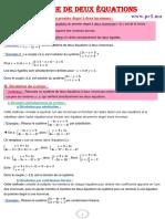 système de deux équations prof.Boutayeb (www.pc1.ma) (1)