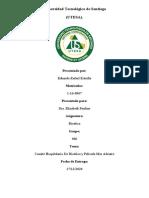 Comité Hospitalario De Bioética y Película Mar Adentro