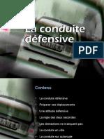 7 Defensive Driving