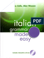 Italian Grammar made easy