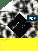 Catalogo Mostra Olivetti 1962 - Cinetica