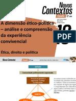4- ETICA Direito e politica