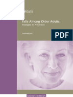 Falls Among Older Adults
