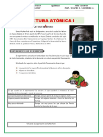 TEORIA ATÓMICA I-Tema 1