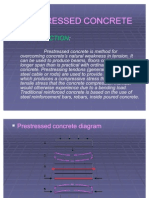 Prestressed concrete ppt