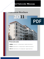 Placement Brochure PDF