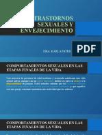 Sexualialidad y envejecimiento