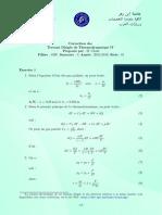 FPO-SMP-TD-Thermodynamique-II-2018-2019-Serie-01-Correction