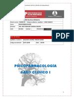 Caso Clinico I Farmacologia TAREA