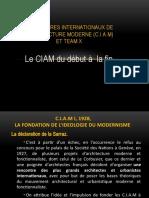 Les C.I.A.M