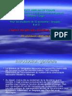Diaporam MRE Et Economie Maroc 2