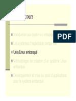 Partie 3 du cours RTOS & Linux pour Systèmes Embarqués LSE2