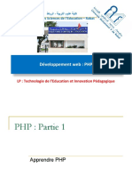 cours php