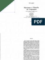 Bakhtin - Marxismo e filosofia da linguagem, cap1