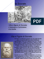 Presentazione Vita e Processo Di Socrate