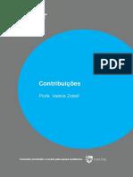 Contribuições Apostila