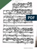 Bach funerali