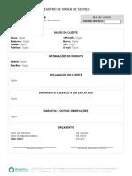 Modelo Ordem Servico Doc