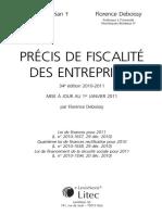 PRECIS_DE_FISCALITE_DES_ENTREPRISES_