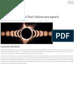Alineación Estratégica Total_ 3 Pilares Para Lograrla