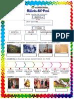 FICHA DE APLICACIÓN - HISTORIA DEL PERÚ