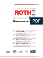 ROTH - Fabric Expansion Joint